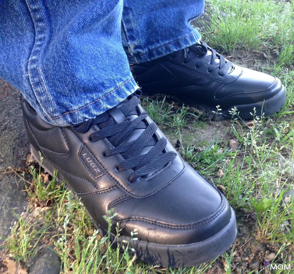 Lugz Matchpoint Sneaker for Men Provides Superior Comfort and Support