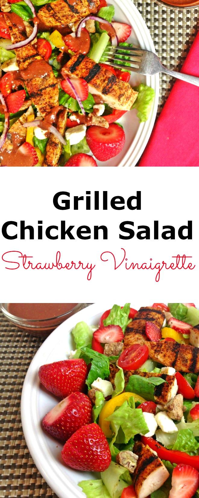 grilled chicken salad 7