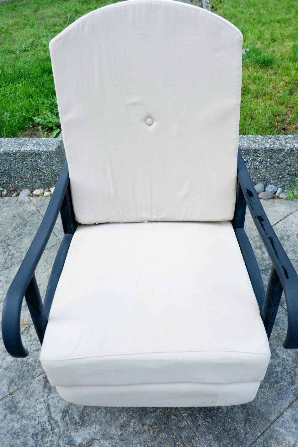 backyard chair