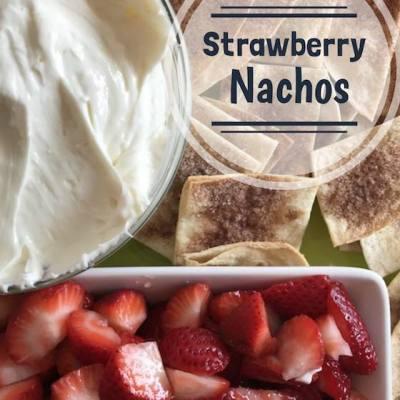 Strawberry Nachos Recipe