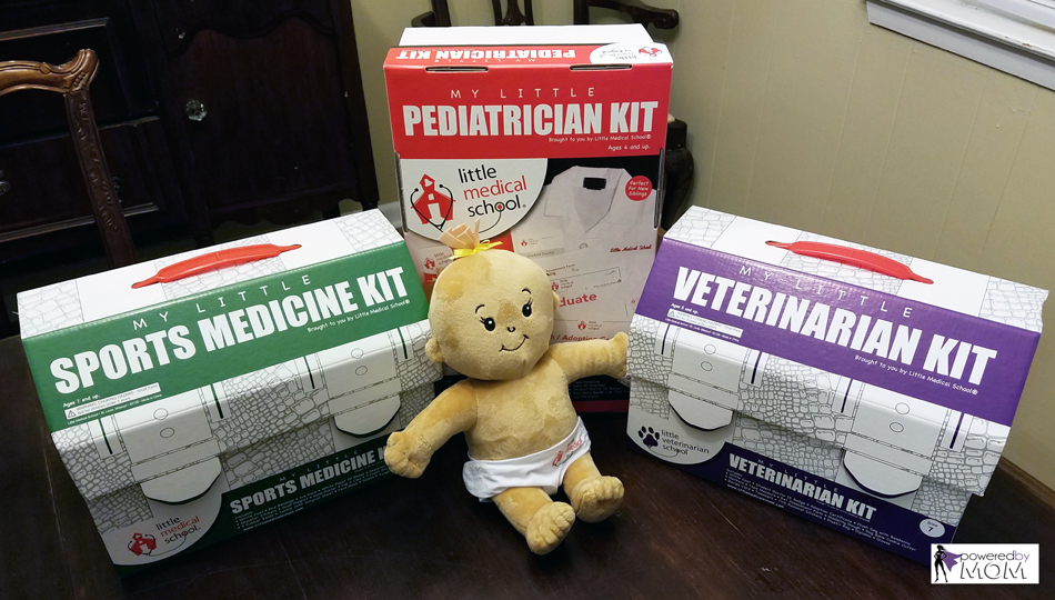 Little Medical School Educational Kits