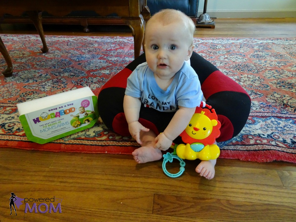 Hugaboo Baby Seat with Playing Baby