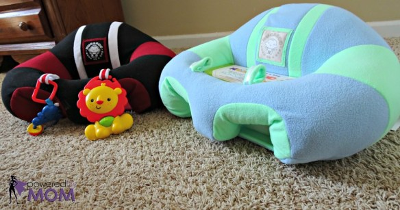 Hugaboo Baby Seat with Two Colors