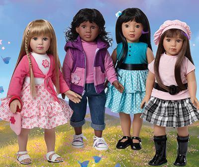 Starpath Dolls Make Fairy Tales Come Alive