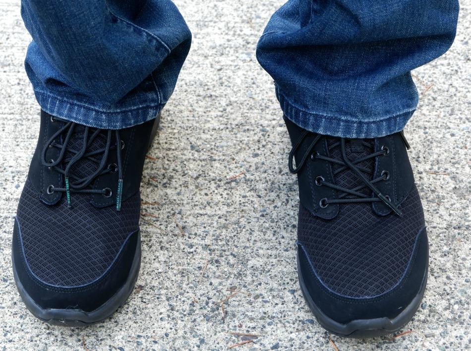 Emeril's Footwear Quarter Mesh Shoes