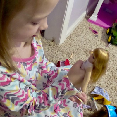 Realistic Looking Dolls Help Boost Confidence