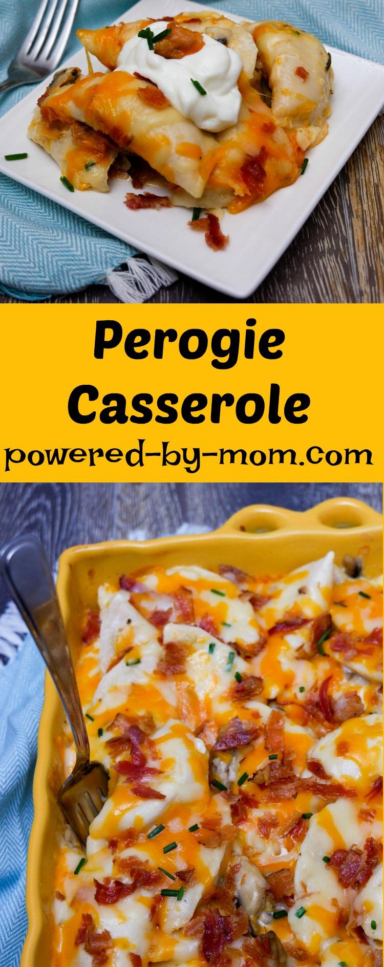 perogie casserole