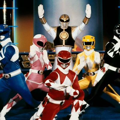Power Rangers Costume Everyone Will Love