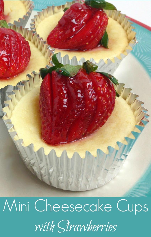 Mini Cheesecake Cup Recipe