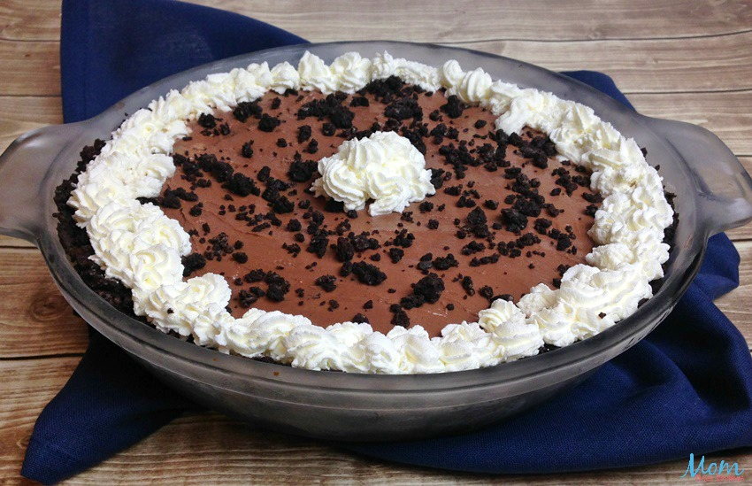 Frozen Mississippi Mud Pie!