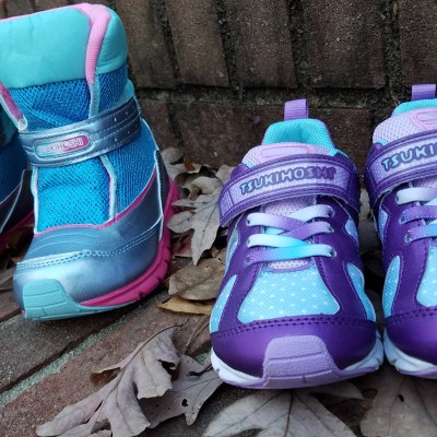 Tsukihoshi Winter Boots and Shoes Help Feet Develop Naturally