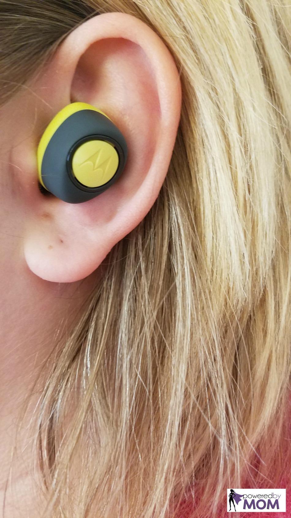 smart earbuds