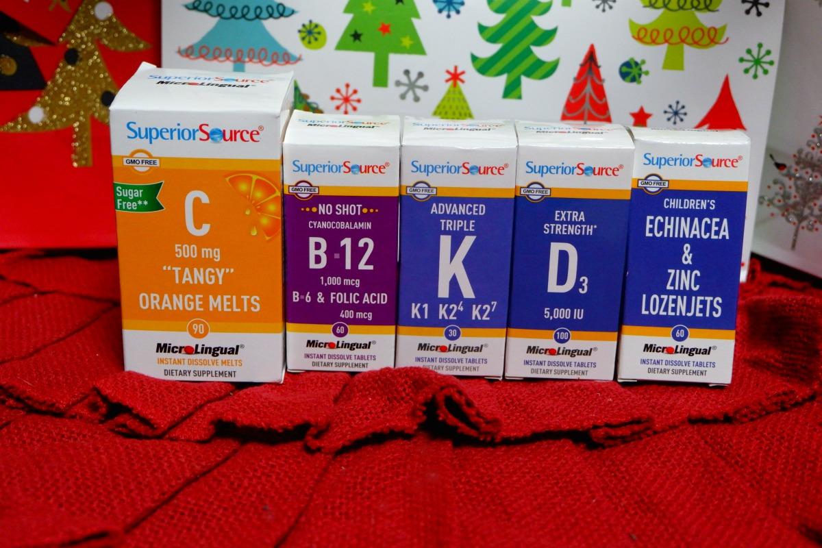 superior source vitamins gift of health