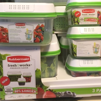 Rubbermaid Freshworks Containers Review
