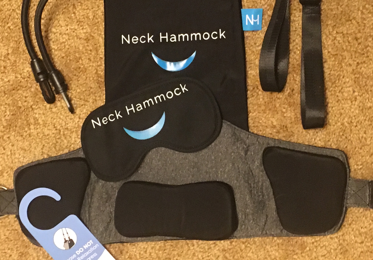 New Year New You Neck Hammock Review By Powered By Mom