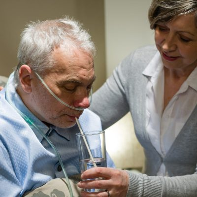 Warning Signals of Dehydration in Seniors