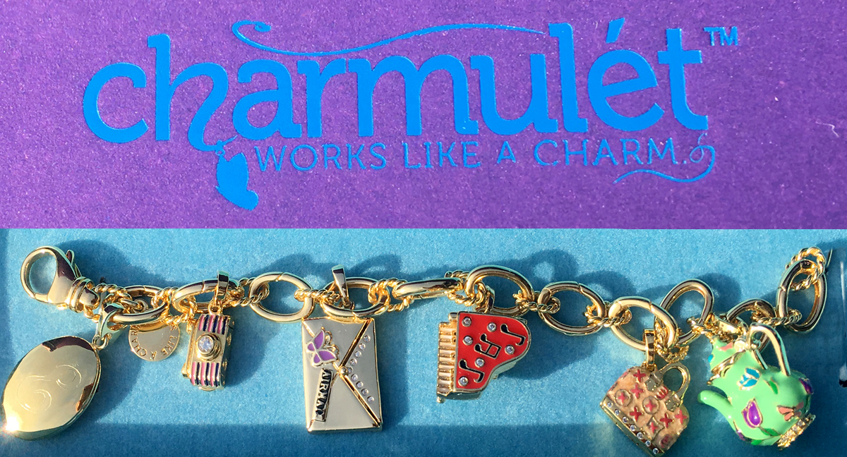 Charmulet charms