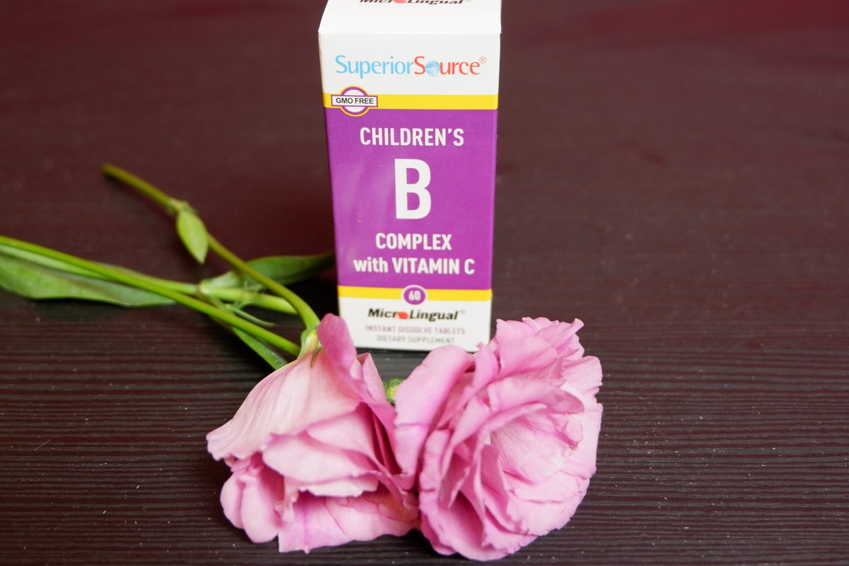 Superior Source Vitamins dissolve under the tongue