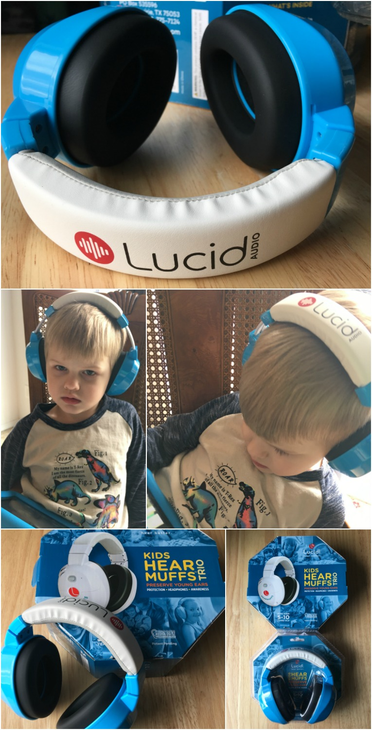 Hearmuffs for Kids Review - Powered by Mom