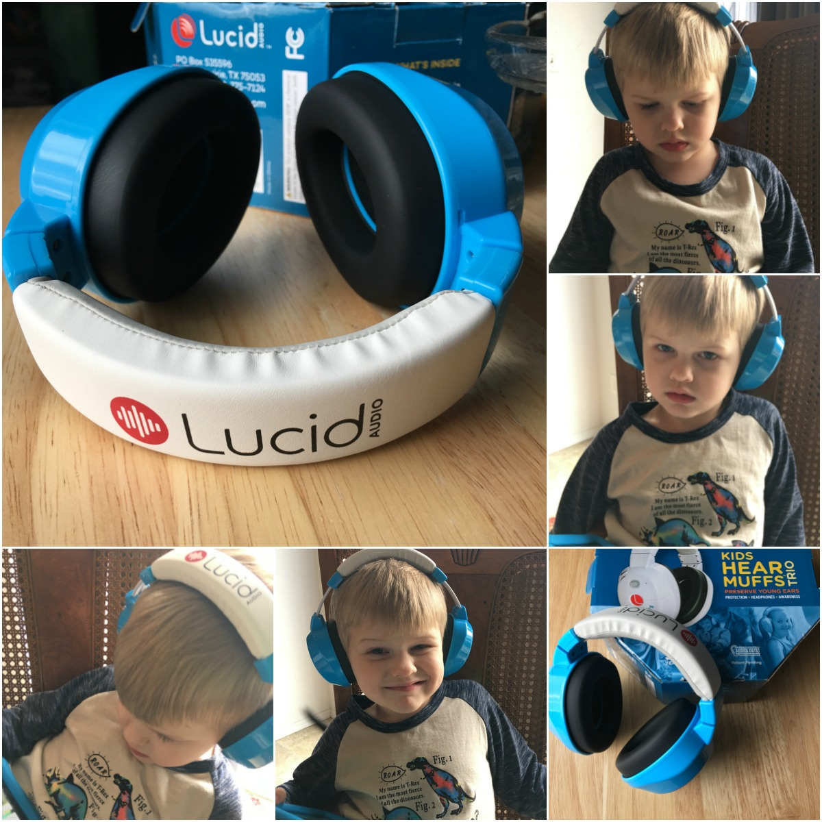 Lucid HearMuffs for Kids Review - Powered by Mom