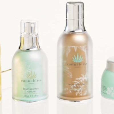 Cannabliss Organic Skin Care