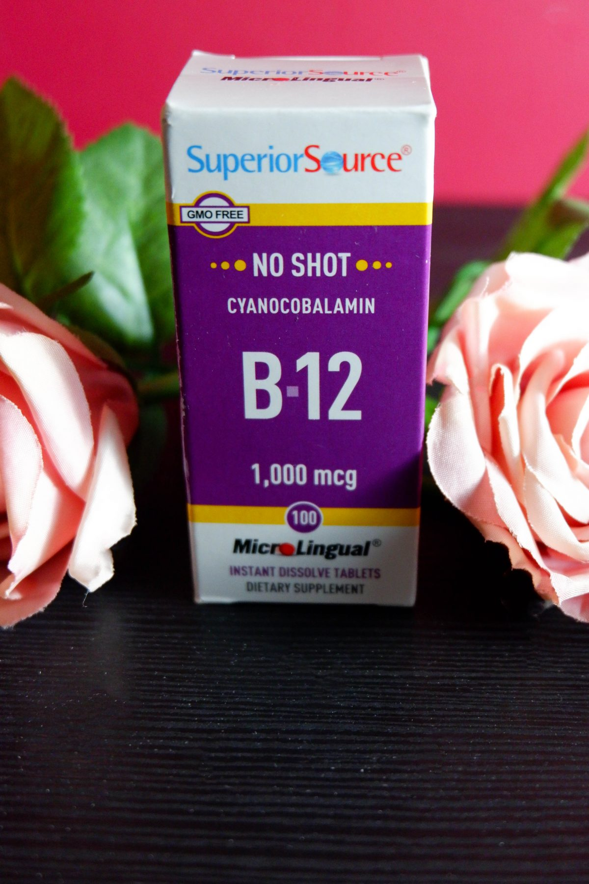 Superior Source Vitamins dissolve in your mouth.