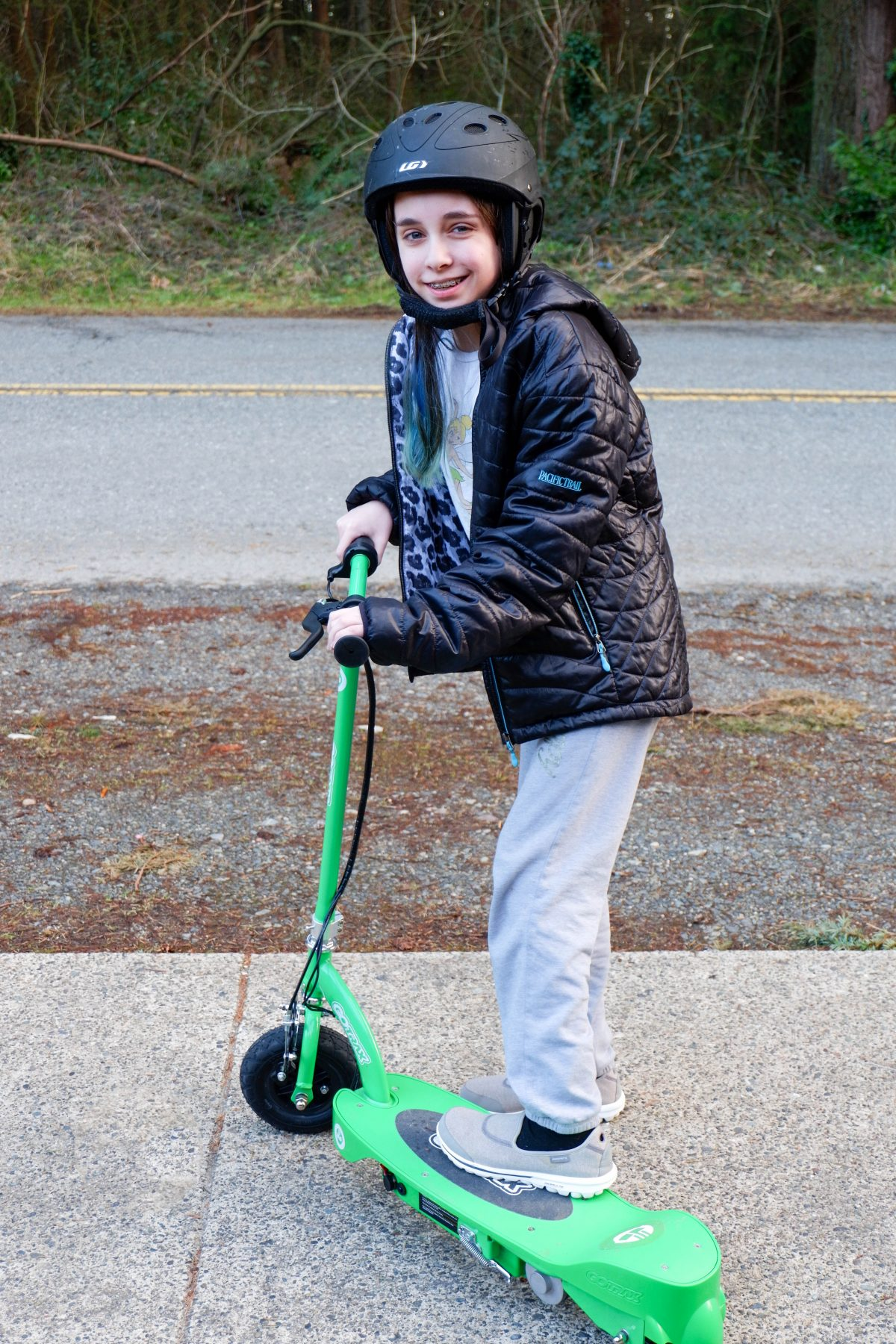 Kids Electric Scooter