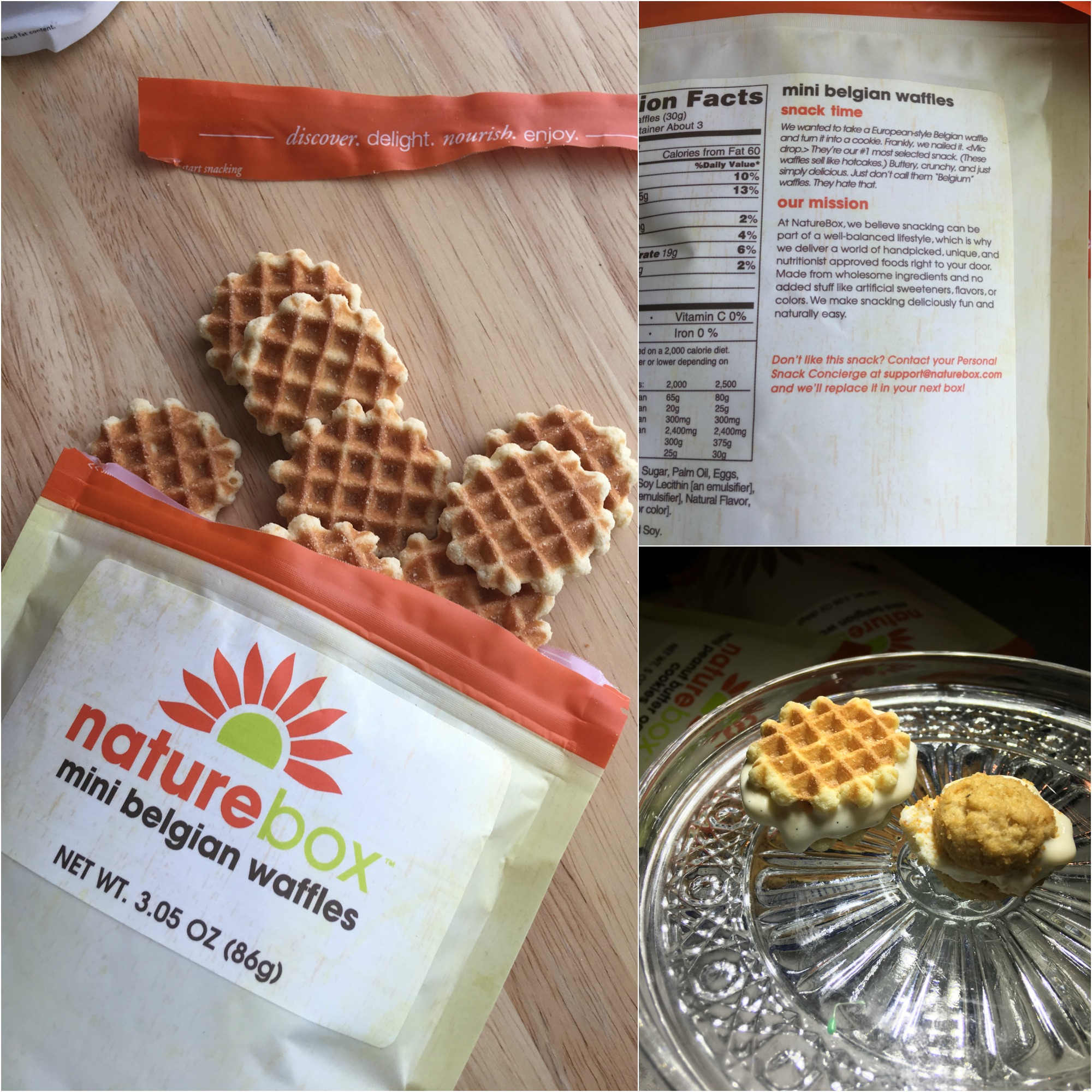 Delicious Snacks from Naturebox Review - Powered by Mom
