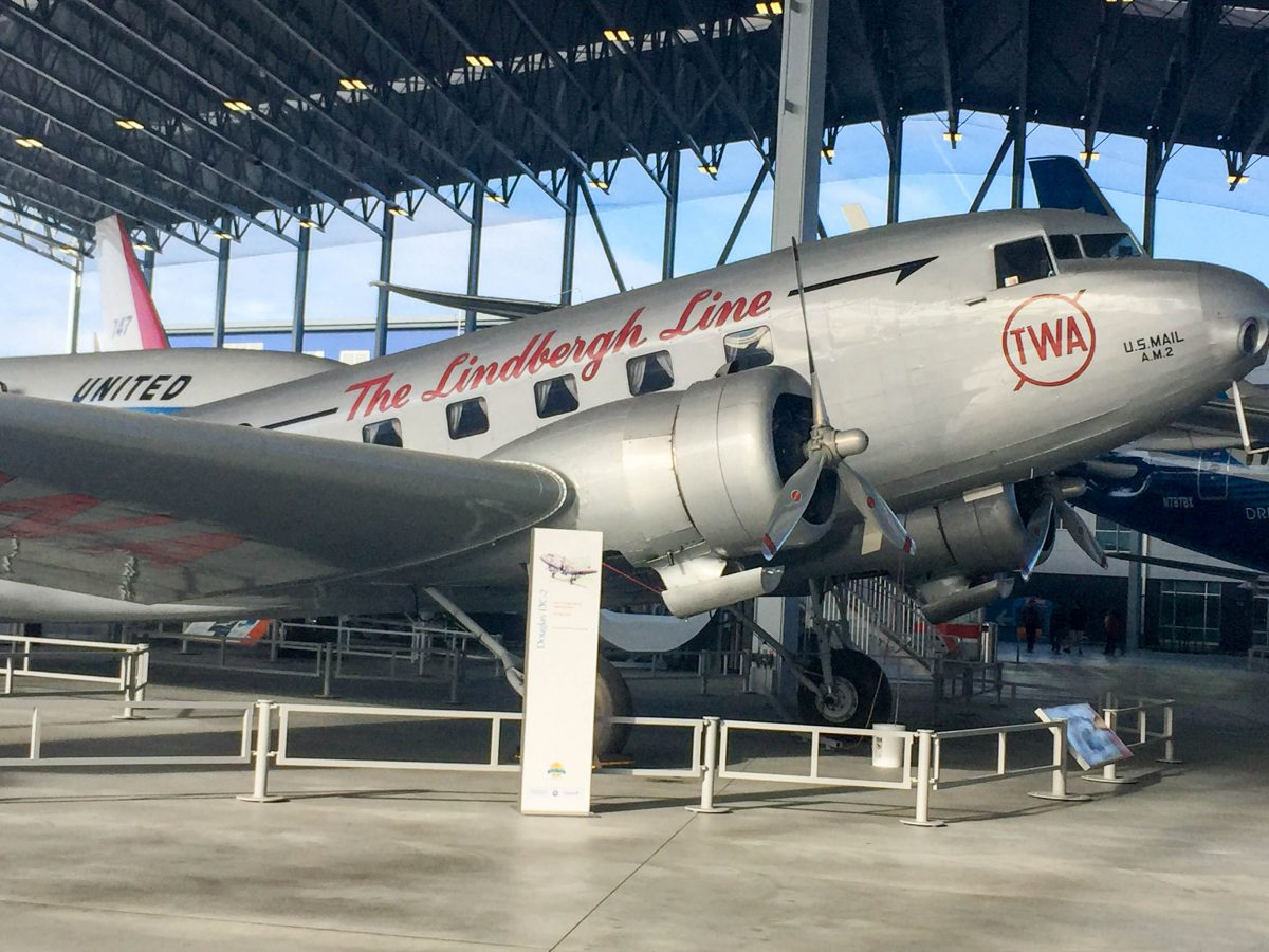 things to see in washington state like the city of Seattle Museum of Flight