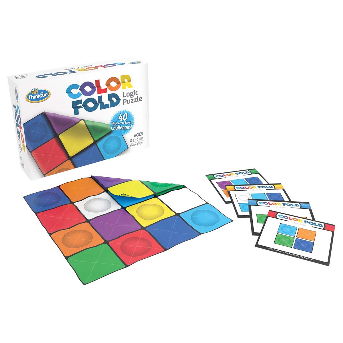 ThinkFun Color Fold
