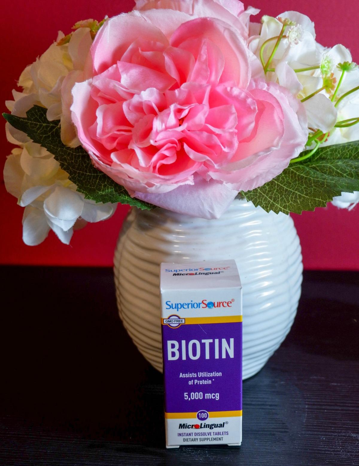 Superior Source Vitamins biotin