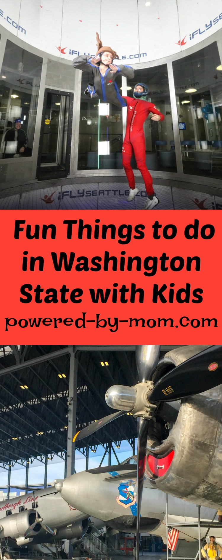 10 Things to do in Washington State with Kids - Seattle
