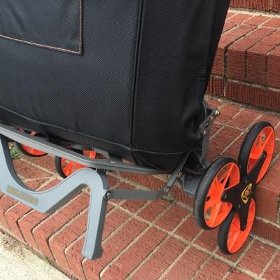 UpCart Stair Climbing Cart