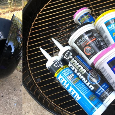 Summer Fixing and Grilling with a Weber Kettle Grill