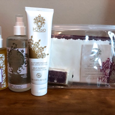 Get Naturally Clean and Tanned with H2 biO
