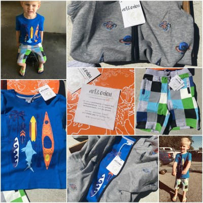 Must Have Organic Kid's Clothes by art and eden