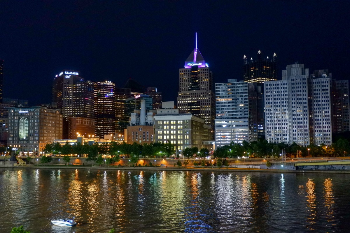 City of Pittsburgh Pennsylvania