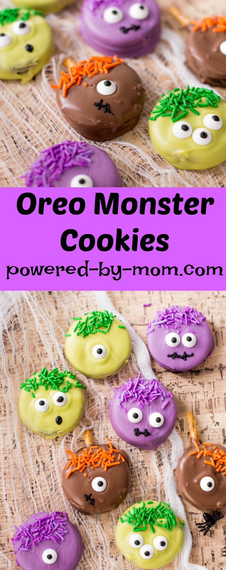 Oreo Monster cookies