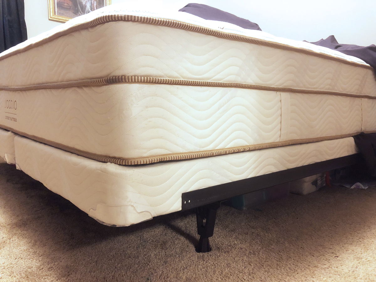 Sleep well with a Saatva Luxury mattress