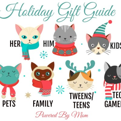 2018 Holiday Gift Guide for Kids