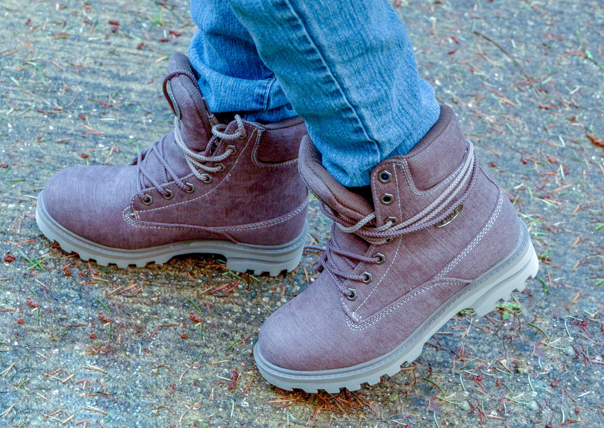 These women's boots were made for walking