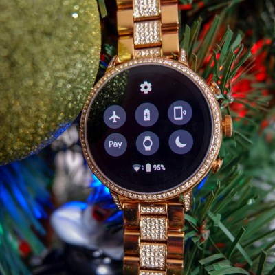 Women's Fossil Smart Watch