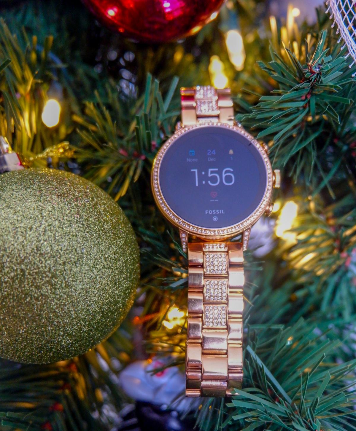 women's fossil smart watch 2