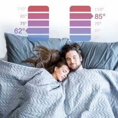 How Couples Can Obtain a Restful Night's Sleep