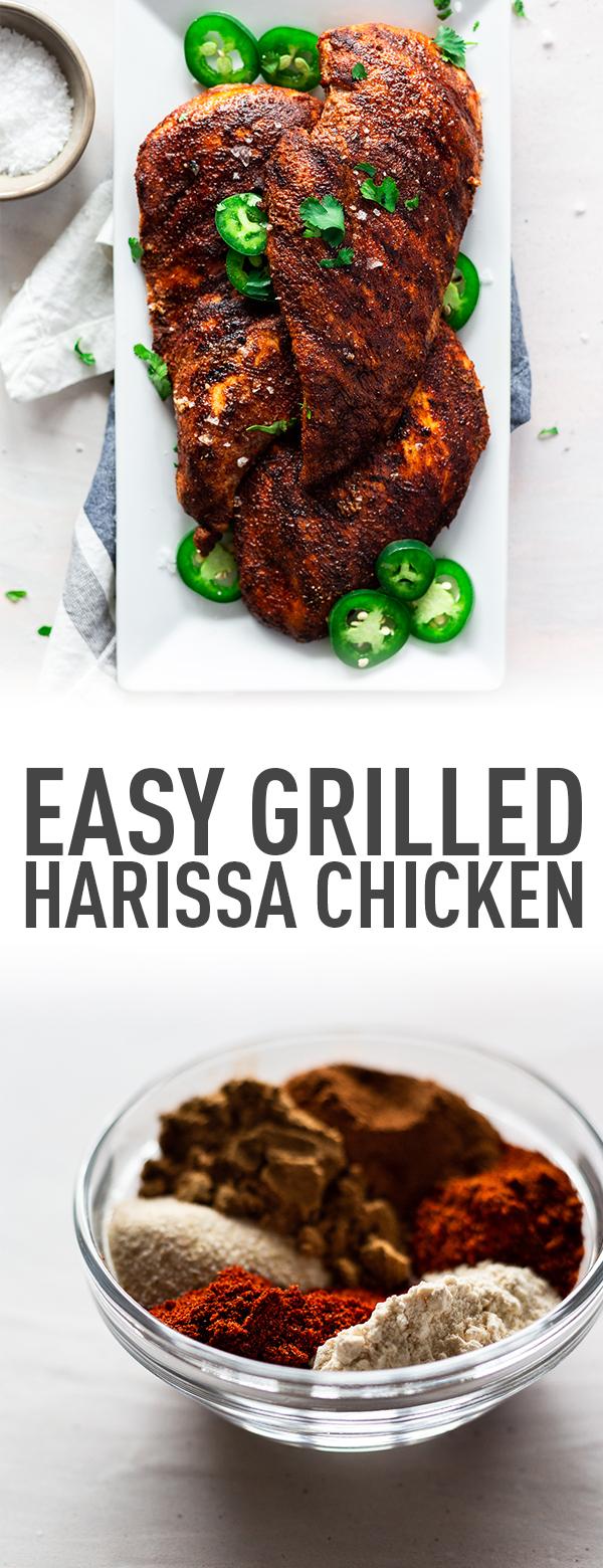 harissa chicken
