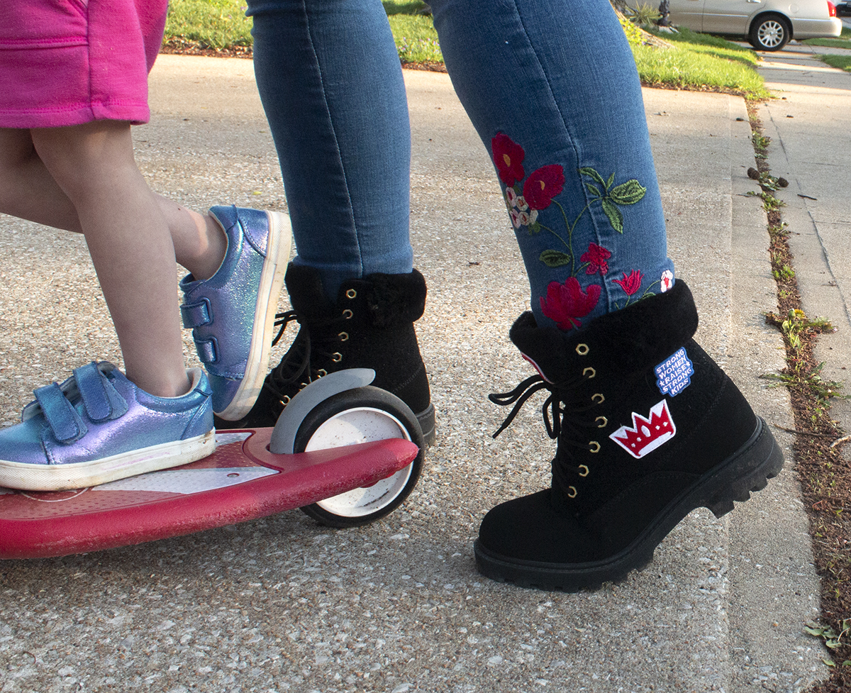 Individual Style Lugz Scary Mommy Boots