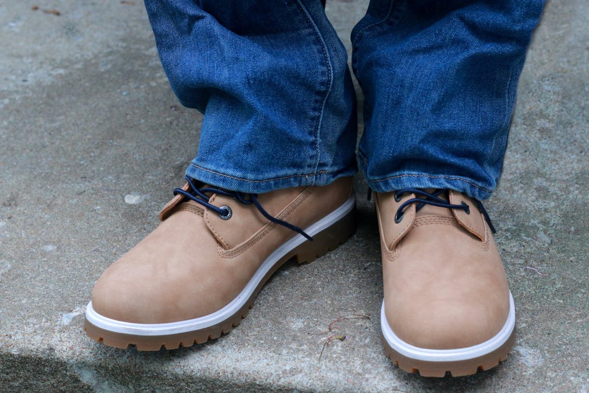 Convoy Boots that Match Every Hat He Wears