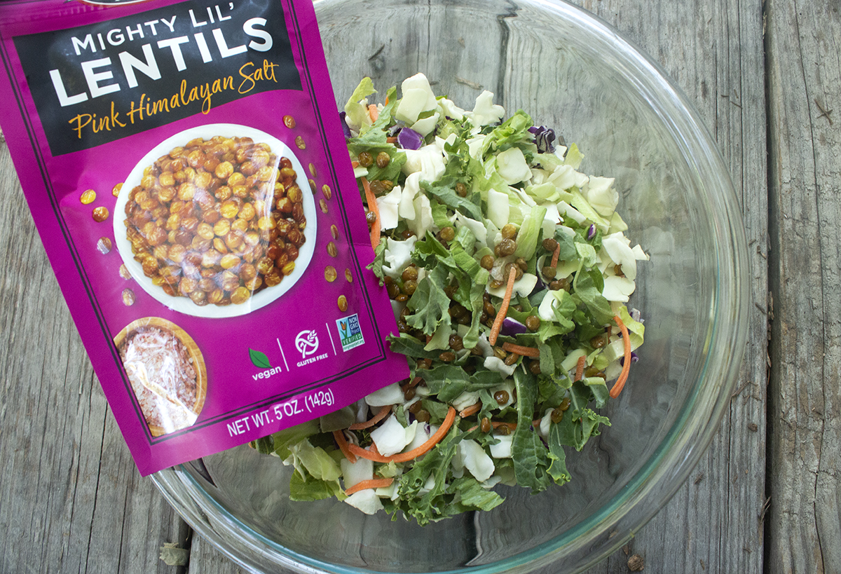 tasty healthy snack Adding Plant-Based Protein to Your Diet
