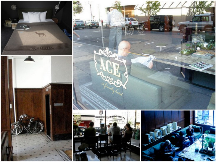 Ace hotel Portland, Oregon - cool hotels in Portland that are actually cheap too