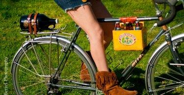 Portland gifts - bike and beer